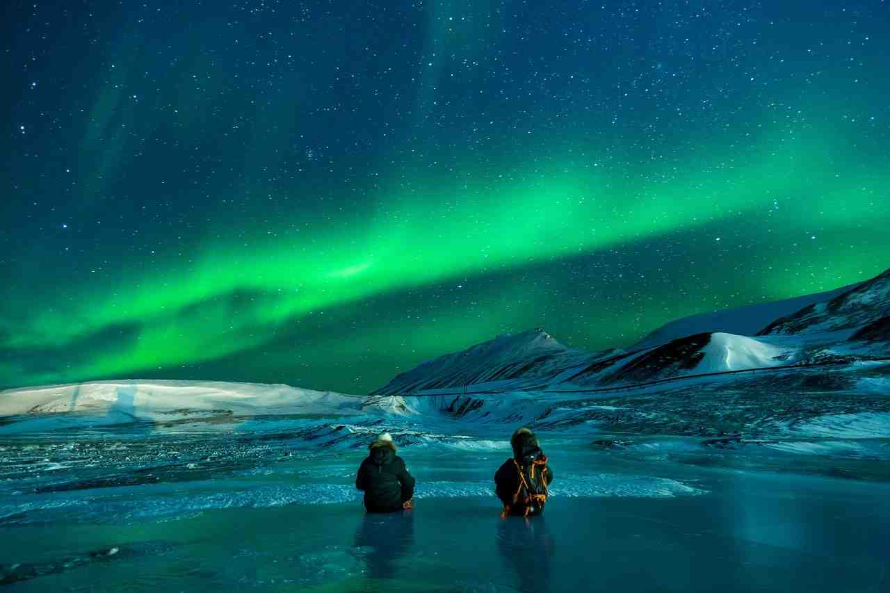 aurora, aurores polaires, northen lights